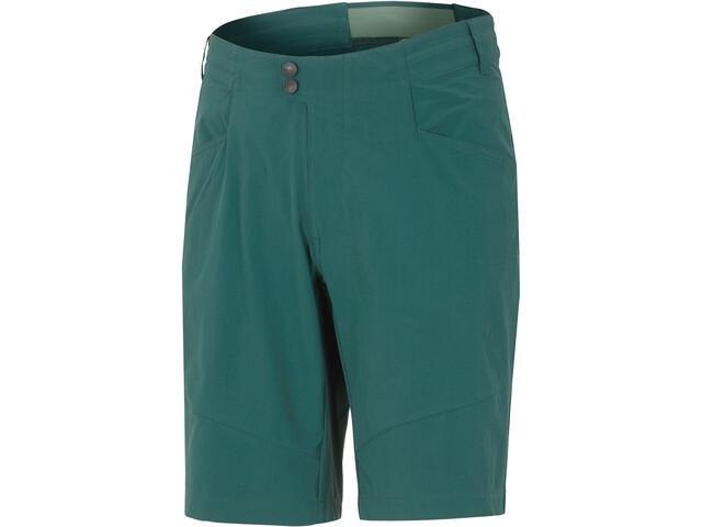 Ziener Nolik Shorts Herr spruce green